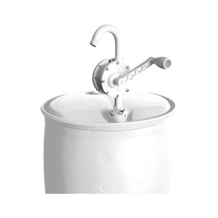 Bomba para Arla 32 manual rotativa para tambor de 200 litros - CASA DO FRENTISTA