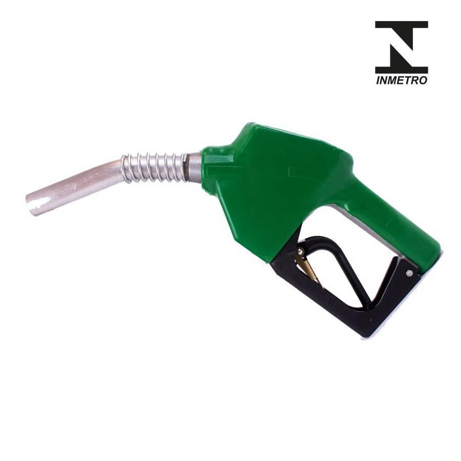 Bico Automático para Abastecimento 3/4 Verde Homologado Lupu - CASA DO FRENTISTA