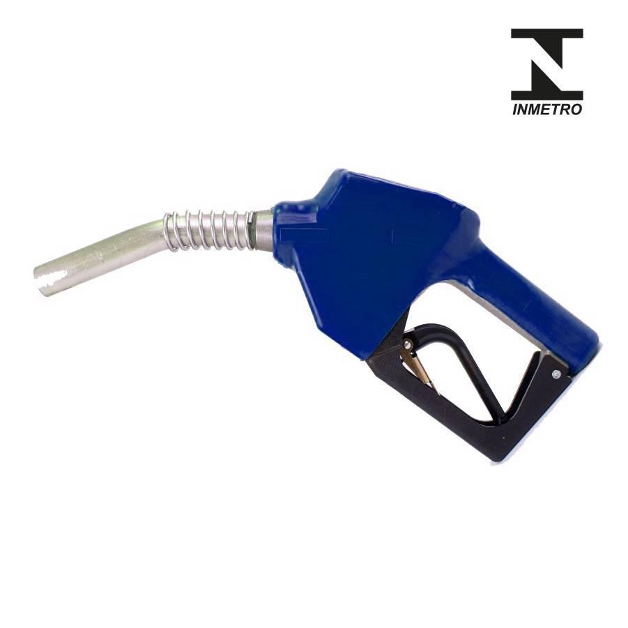 Bico Automático para Abastecimento 3/4 Azul Homologado Lupus - CASA DO FRENTISTA