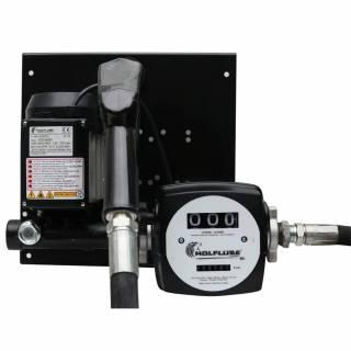Bomba Abastecimento para Diesel com medidor de vazão 63Lpm 220V