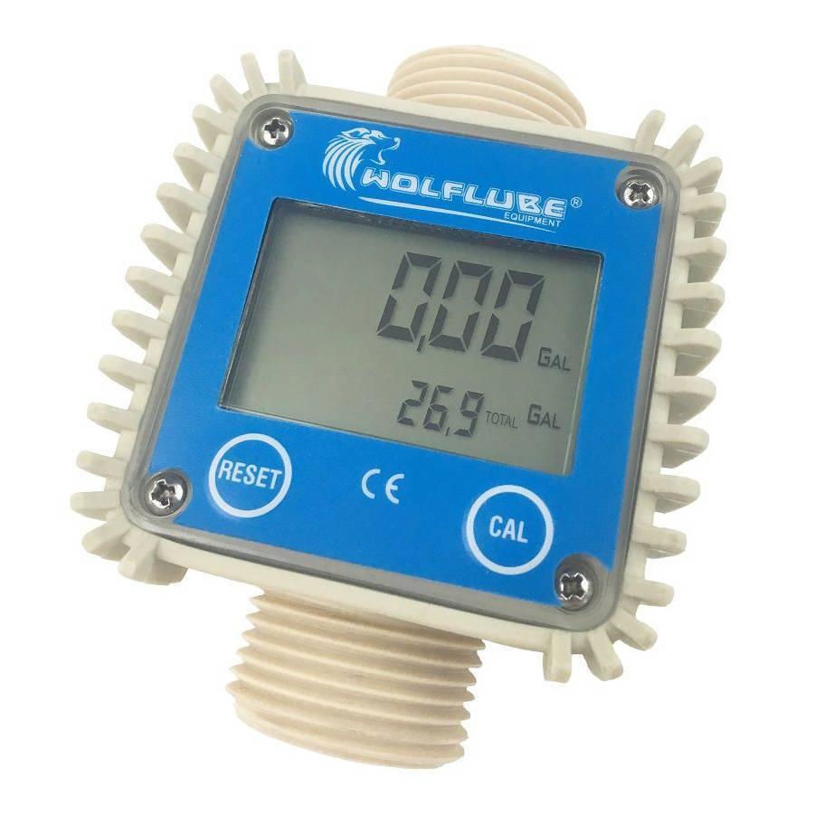 Medidor de Arla 32 Digital 5 a 120Lpm Lupus 2120W-UR - CASA DO FRENTISTA