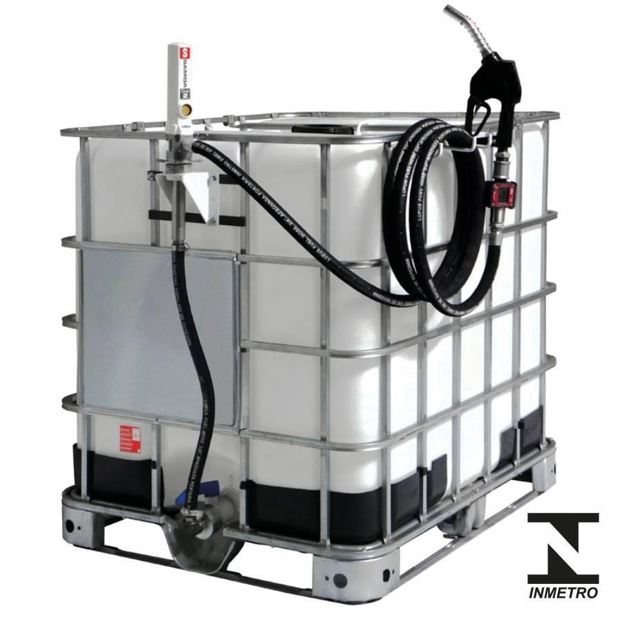 Bomba de Abastecimento Pneumática com Reservatório Lupus 930 - CASA DO FRENTISTA