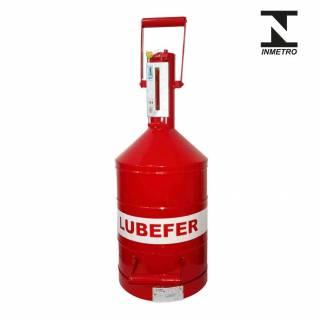 Aferidor para Bomba de Combustíveis 20 L INMETRO Lubefer