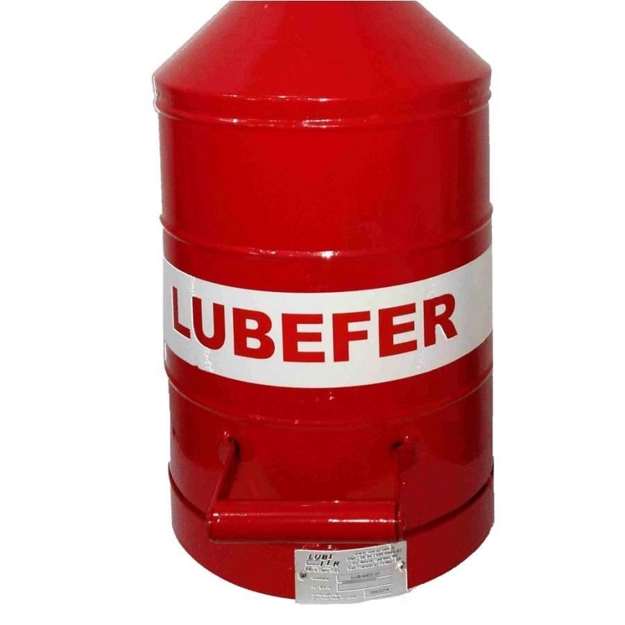 Aferidor para Bomba de Combustíveis 20 L INMETRO Lubefer - CASA DO FRENTISTA