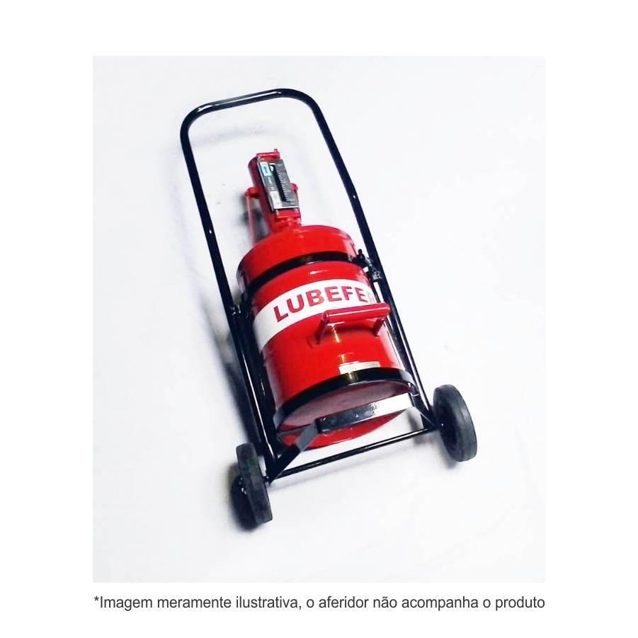 Carrinho para Aferidor de Combustíveis 20L ideal para transp - CASA DO FRENTISTA