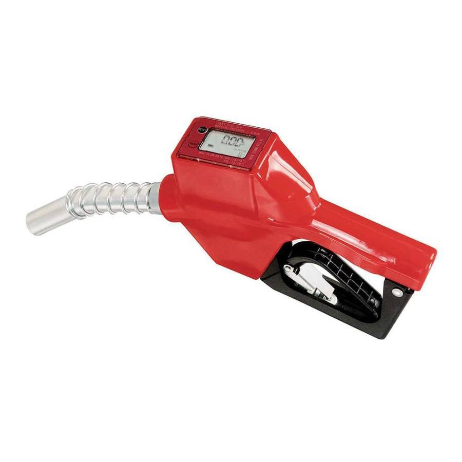 Medidor Digital com Bico Automático 3/4