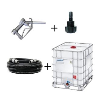 Kit para Abastecimento de Diesel por Gravidade com Bico