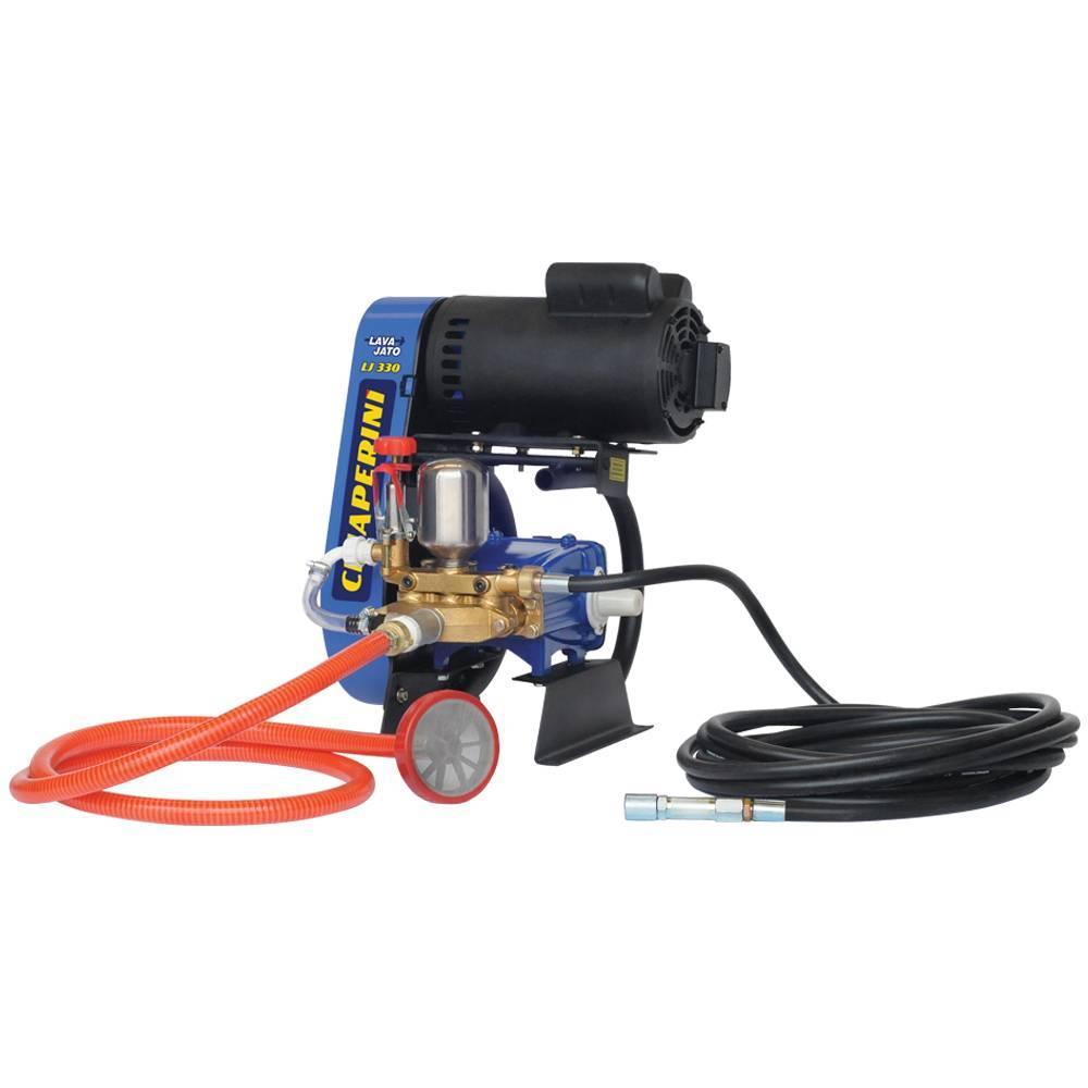 Lavadora de Alta Pressão Bivolt Chiaperini LJ330 - CASA DO FRENTISTA