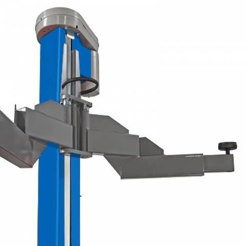 Elevador Automotivo GP Motors Azul 2600 kg 220V Trifásico - CASA DO FRENTISTA