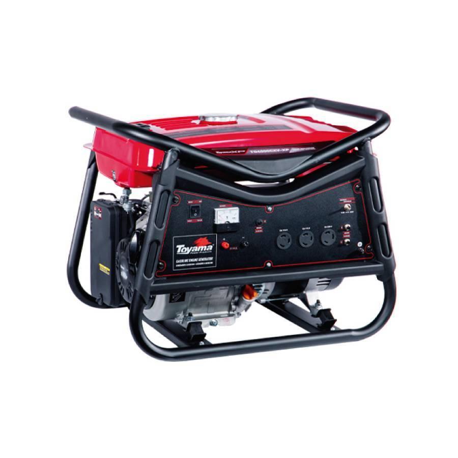 Gerador a Gasolina 3.5kVA Bivolt TG4000CXV-XP  - CASA DO FRENTISTA