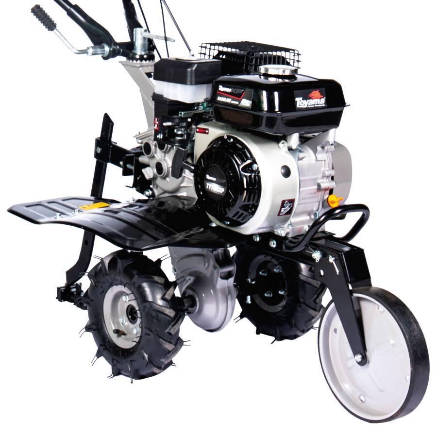 Motocultivador à Gasolina 7,0 Hp Toyama TT75R-XP com rodas e - CASA DO FRENTISTA