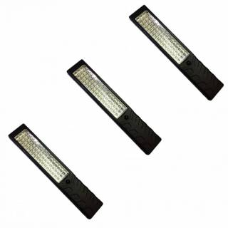 Kit 3 Lanternas LED 50x30 com 48 LDS Bremen 8171