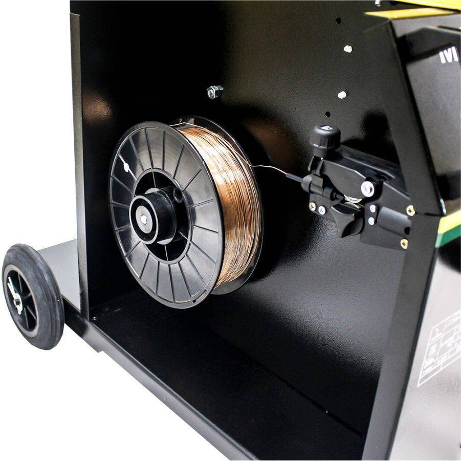 Máquina de Solda MIG 220V Mono 60HZ 195BR Flex V8 Brasil - CASA DO FRENTISTA