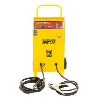 Repuxadeira Elétrica 16 kVA 220V Mono Spotcar 865 V8 Brasil