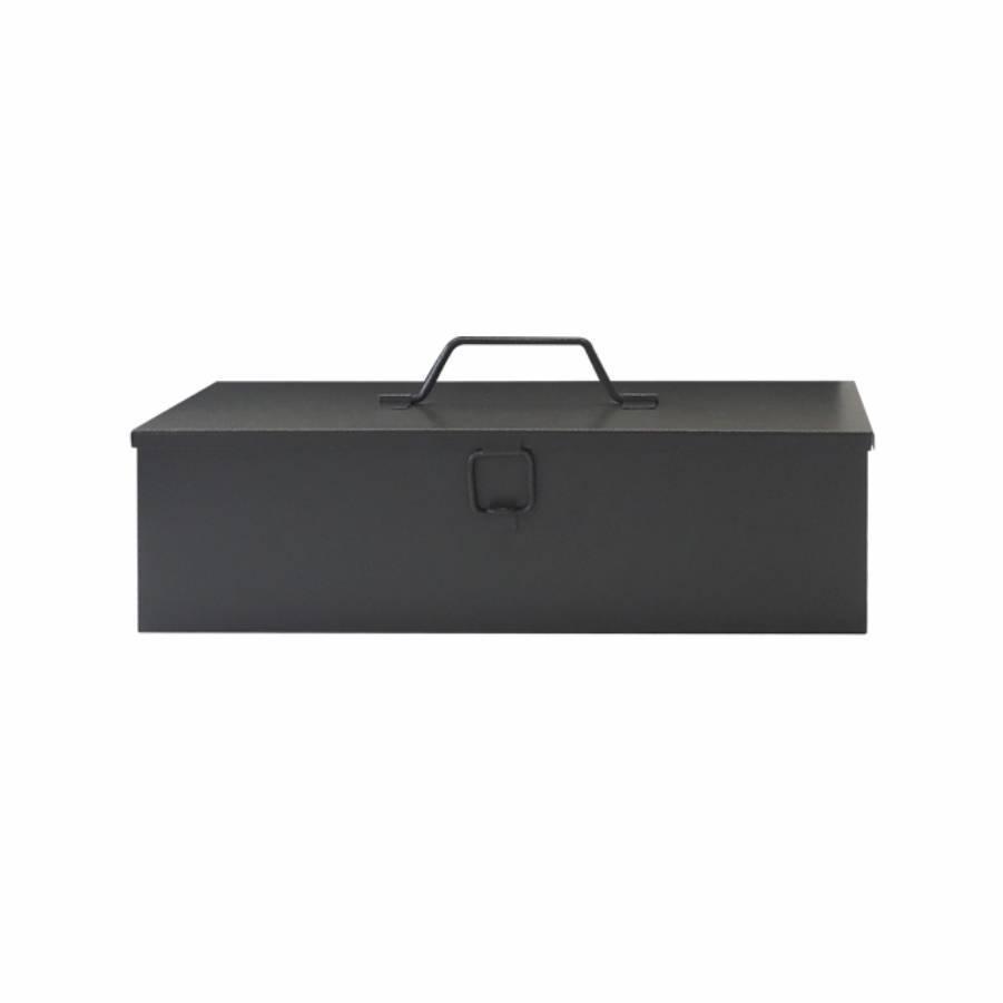 Caixa de Ferramentas Baú 400mm Presto - CASA DO FRENTISTA