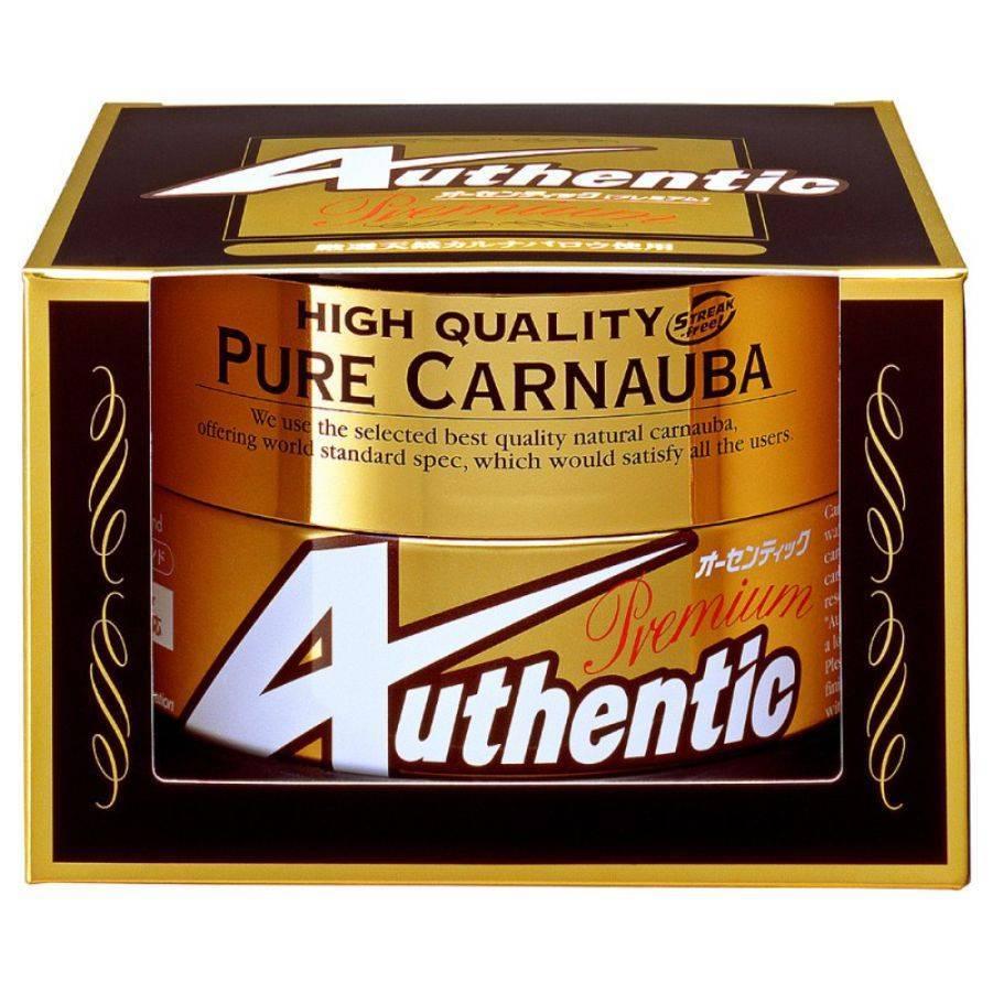 Cera Automotiva Authentic Yellow Premium 200g 10162 SOFT99 - CASA DO FRENTISTA