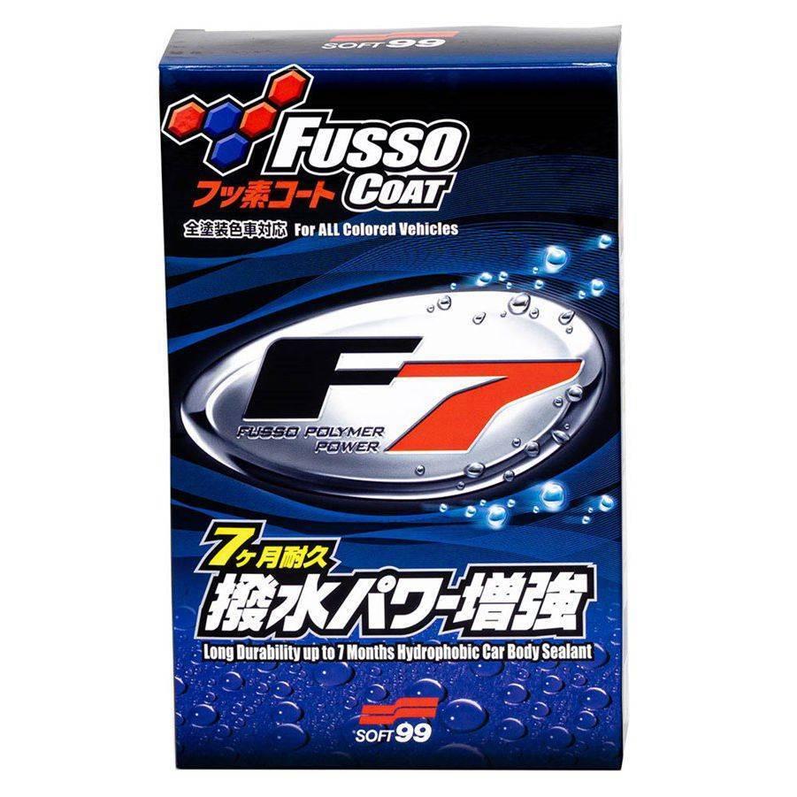 Fusso Coat F7 Selante Líquido Soft99 10339 - CASA DO FRENTISTA