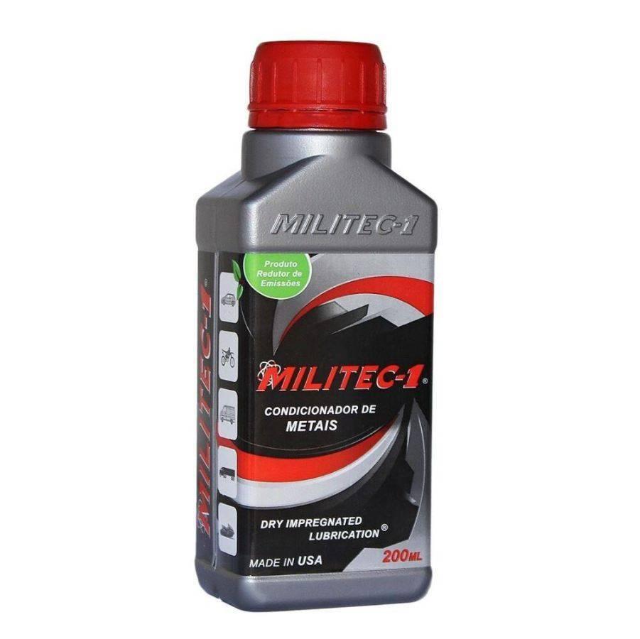 Condicionador Sintético de Metais 200ml MILITEC 1 - CASA DO FRENTISTA