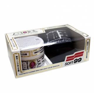 The King White + Boné Colecionável Soft99 90171
