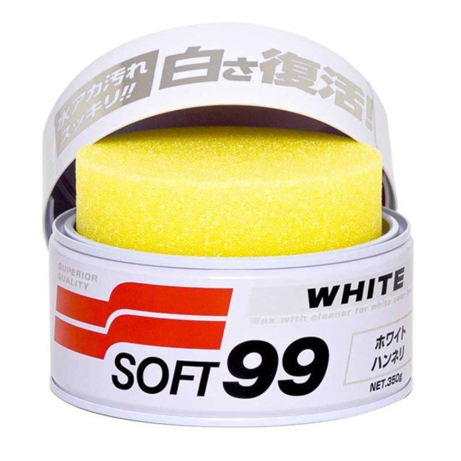 Cera White Cleaner Soft99 10343 - CASA DO FRENTISTA