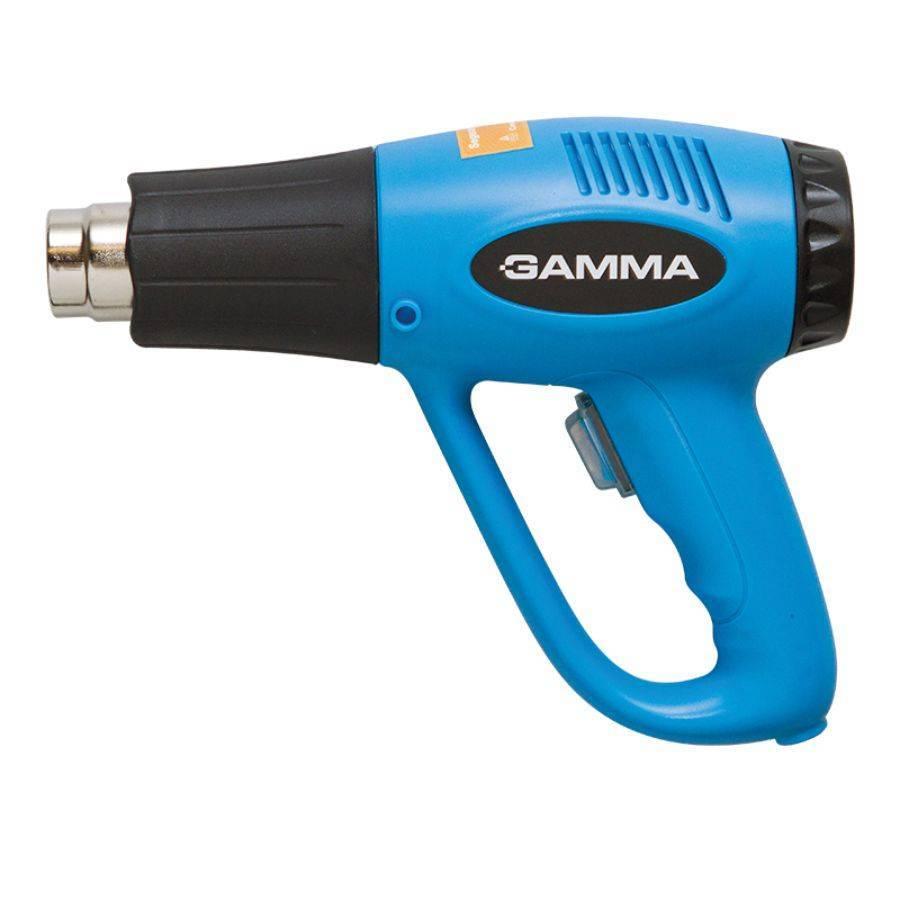 Soprador térmico 1500W 127V Gamma G1935/BR1 - CASA DO FRENTISTA