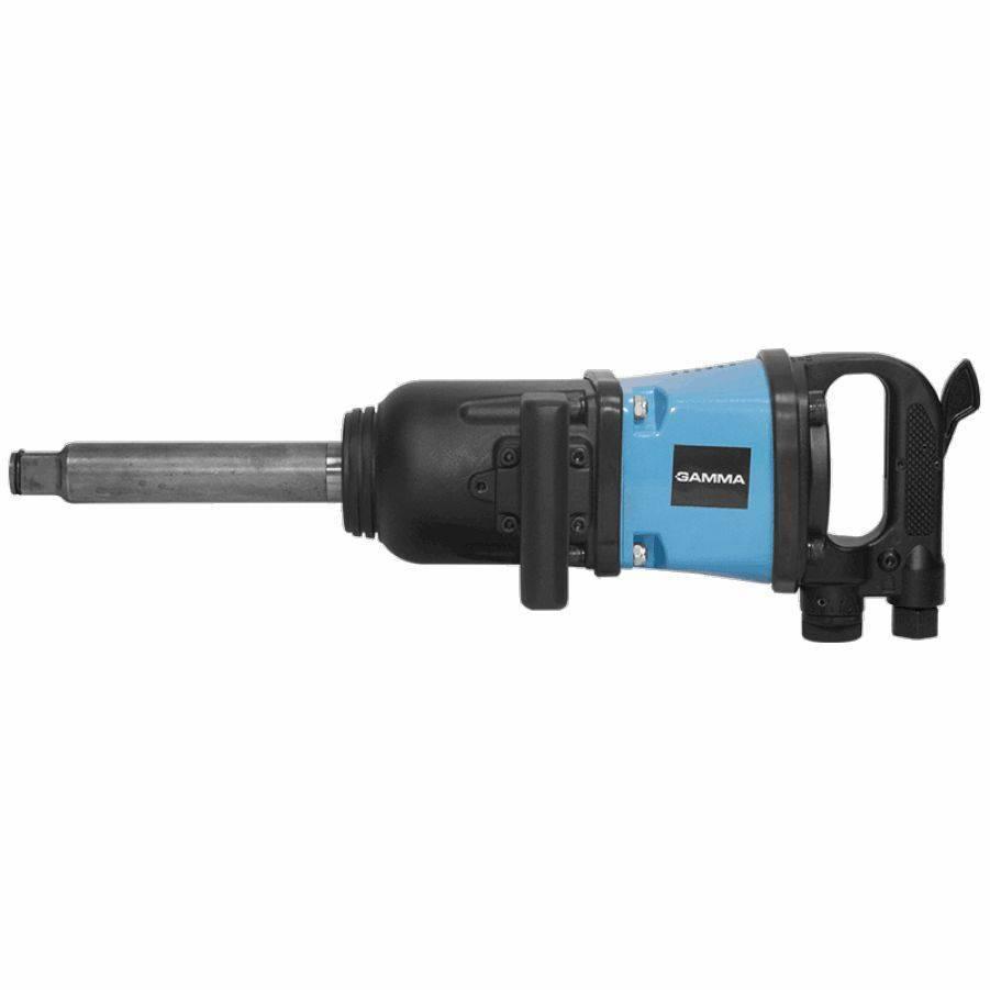 Chave de impacto pneumática Gamma G2038/BR Torque 2.710 Nm - CASA DO FRENTISTA