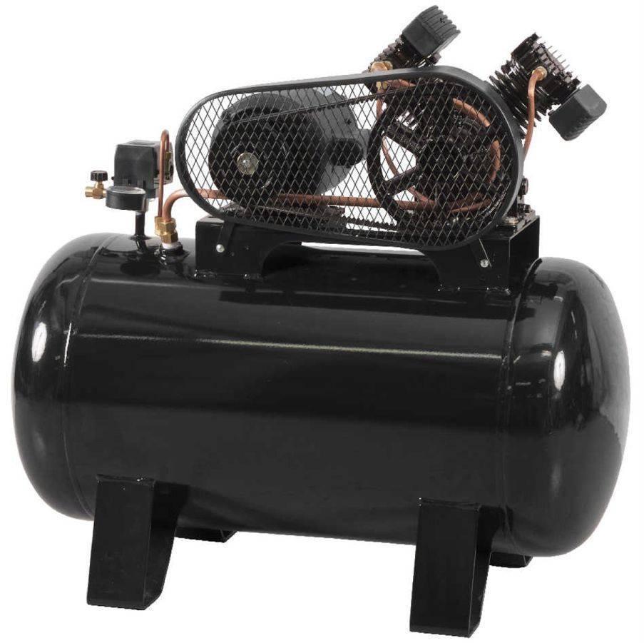 Compressor Schulz CSV 10 Pro 100L 10 Pés 2 cv Monofásico - CASA DO FRENTISTA