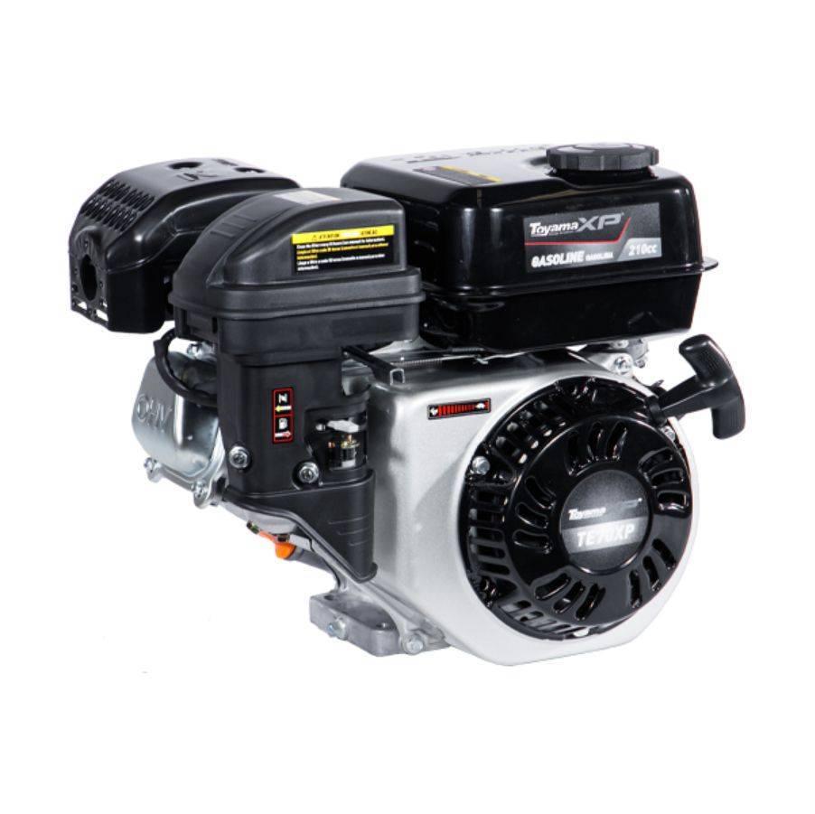 Motor à Gasolina de 7 Hp Multiuso refrigerado a Ar Toyama - CASA DO FRENTISTA
