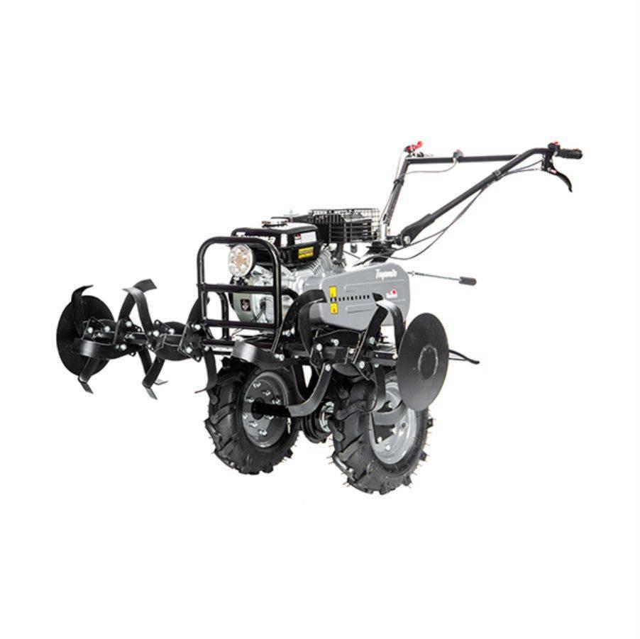 Motocultivador Gasolina Toyama TT90R-XP-U c/ Rodas e enxadas - CASA DO FRENTISTA