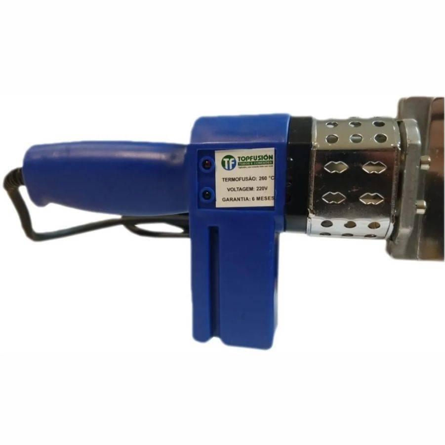 Termofusora com Bocais de 20 a 63mm 220v Top Fusion TRM20633 - CASA DO FRENTISTA