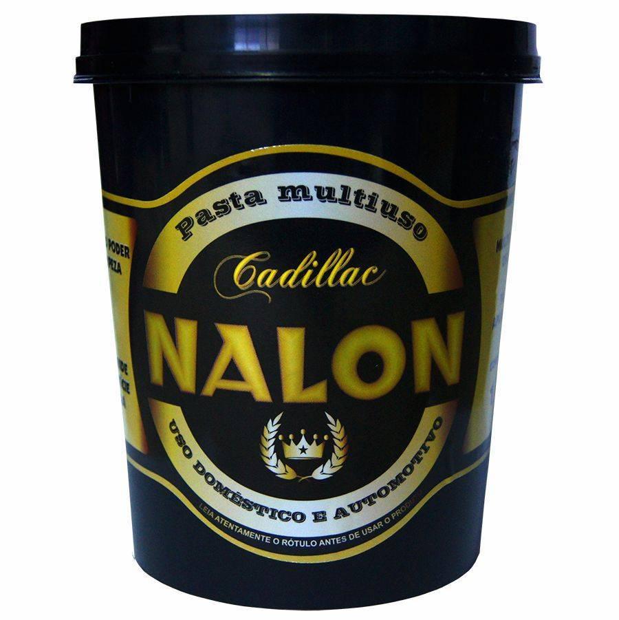 Pasta Nalon Cadillac 1kg - CASA DO FRENTISTA
