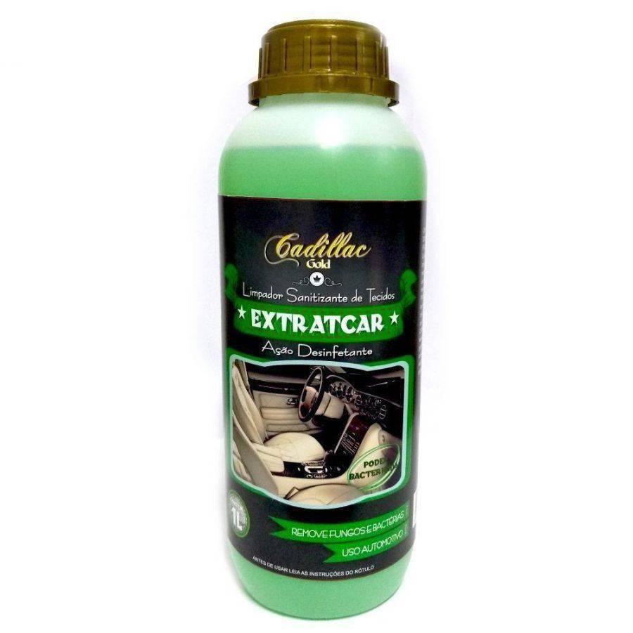 Limpa Tecido Para Extratora Extratcar 1L Cadillac - CASA DO FRENTISTA