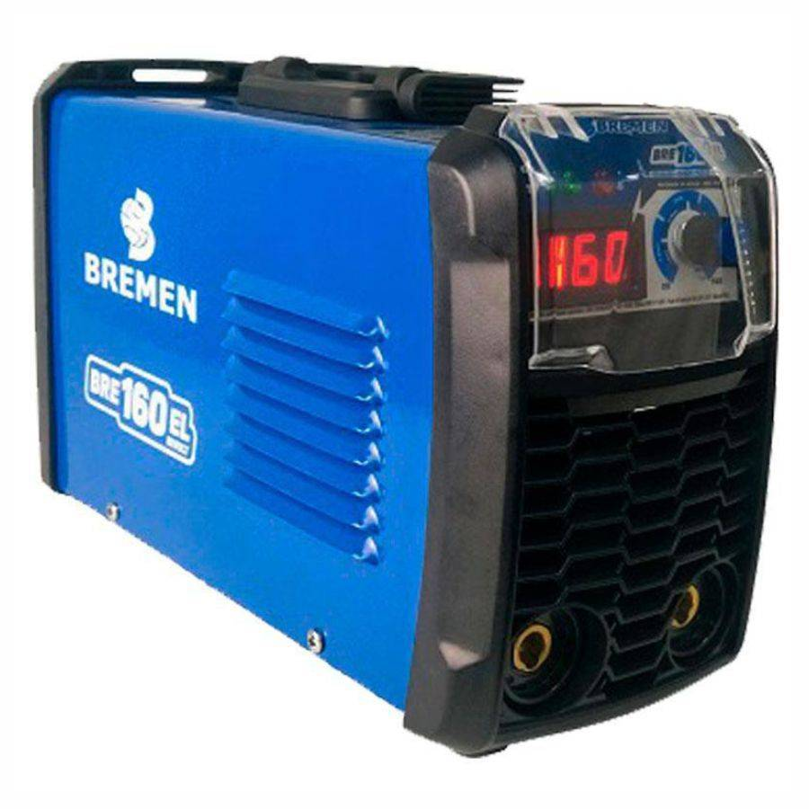 Máquina de Solda Inversora MMA 160A Bivolt Bremen 9595 - CASA DO FRENTISTA