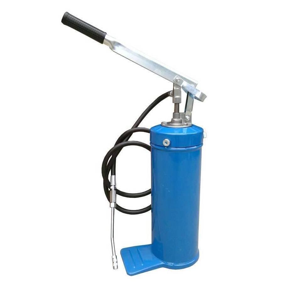 Compre Agora: Bomba Manual de Alavanca para Graxa 8kg  - CASA DO FRENTISTA