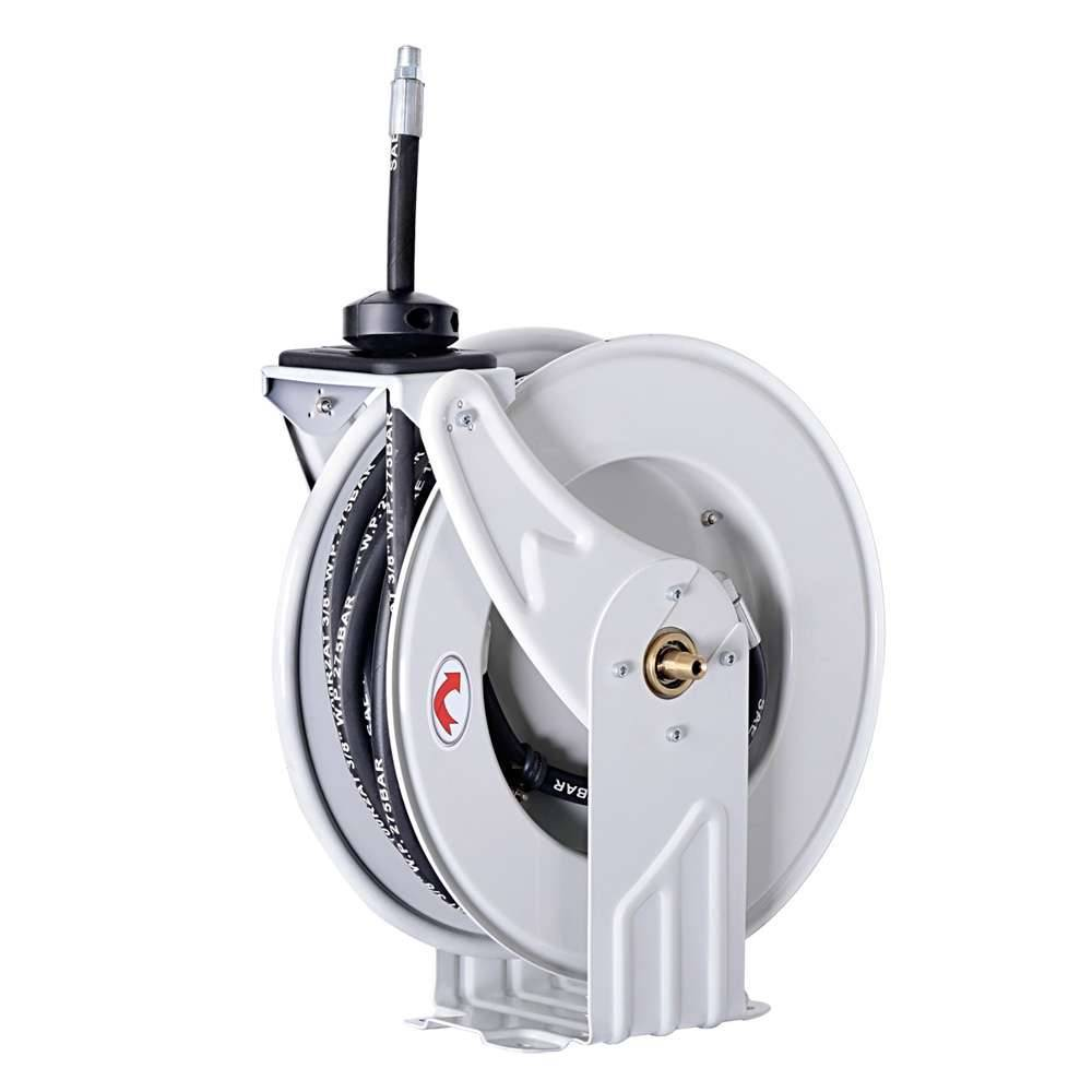 Carretel Automático para GraxaMang 15m ø1/4
