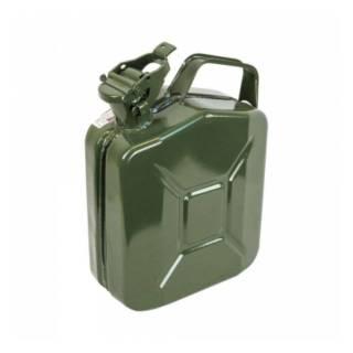 Galão de Gasolina 5L em Metal 0.8mm Reforçado Bremen 3929