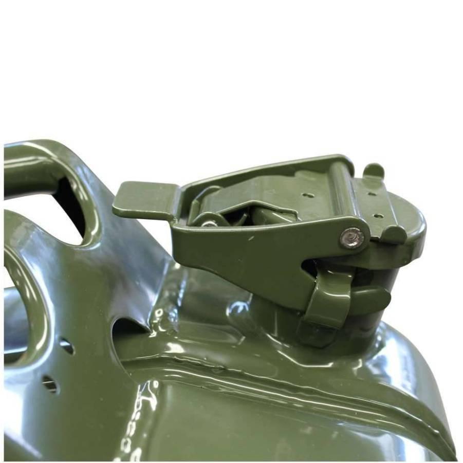 Galão de Combustível 10L em Metal 0.6mm Bremen 7449  - CASA DO FRENTISTA