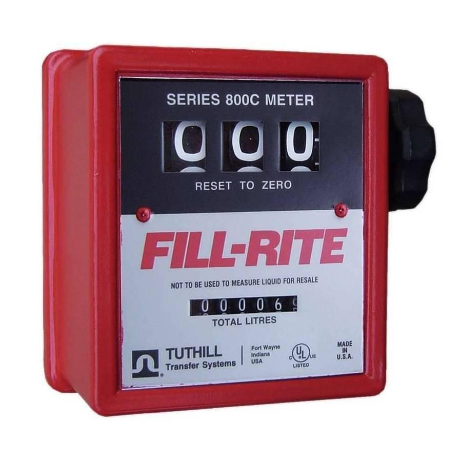Medidor de Vazão Mecânico para Combustível Fill Rite 5185 - CASA DO FRENTISTA