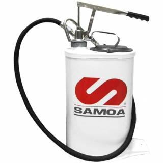 Bomba para Graxa Manual Alavanca Samoa 16kg Lupus 7002-S