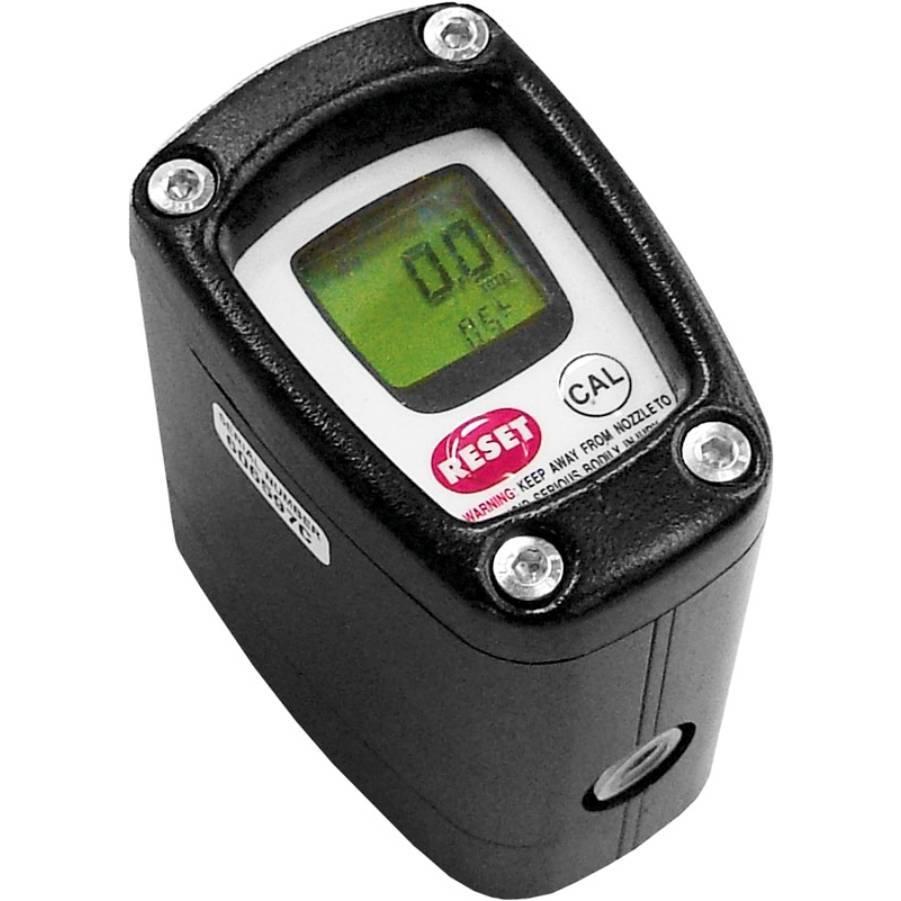 Medidor Digital para Graxa 0.1 a 2.5 Kpm Piusi Lupus 2101-G - CASA DO FRENTISTA