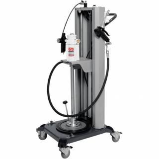 Elevador Móvel Pneumático Compactação de Graxa Lupus 9110-VS