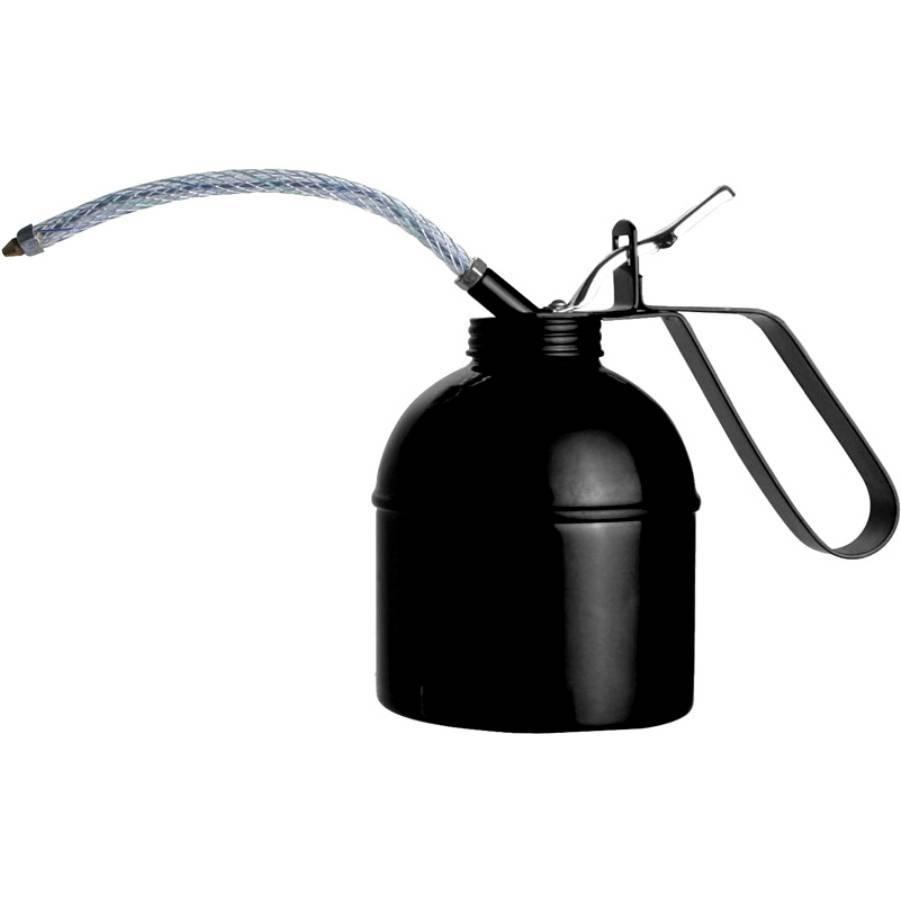 Bomba Almotolia Manual para Óleo Capacidade 200ml Lupus 2009 - CASA DO FRENTISTA