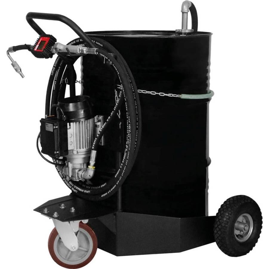 Unidade Móvel Elétrica para Óleo com Carrinho Lupus 9101-D - CASA DO FRENTISTA