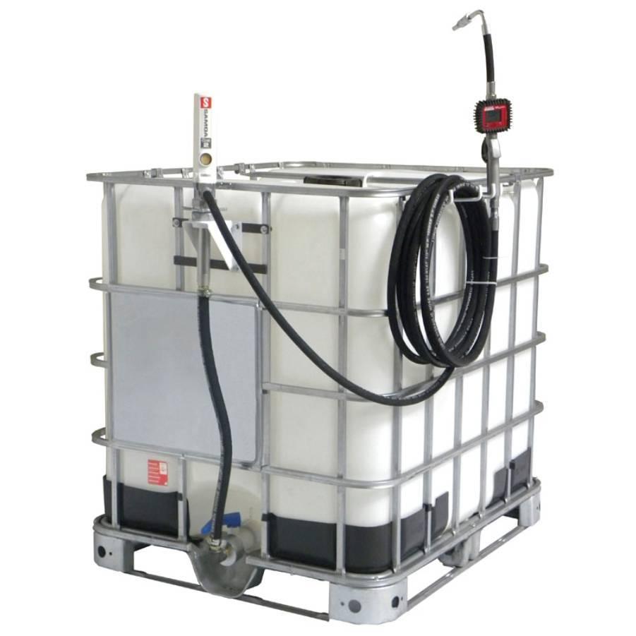 Propulsora Bomba de Abastecimento Pneumática 1000L 9302-D - CASA DO FRENTISTA