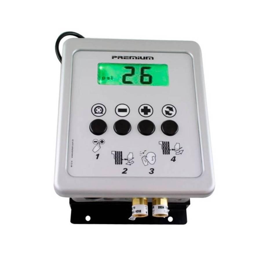 Calibrador de Pneus Eletrônico 220V Completo Stokair - CASA DO FRENTISTA