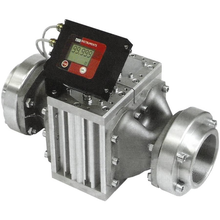 Medidor Digital Óleo e Diesel 50 a 500 Lpm Piusi Lupus 2180 - CASA DO FRENTISTA