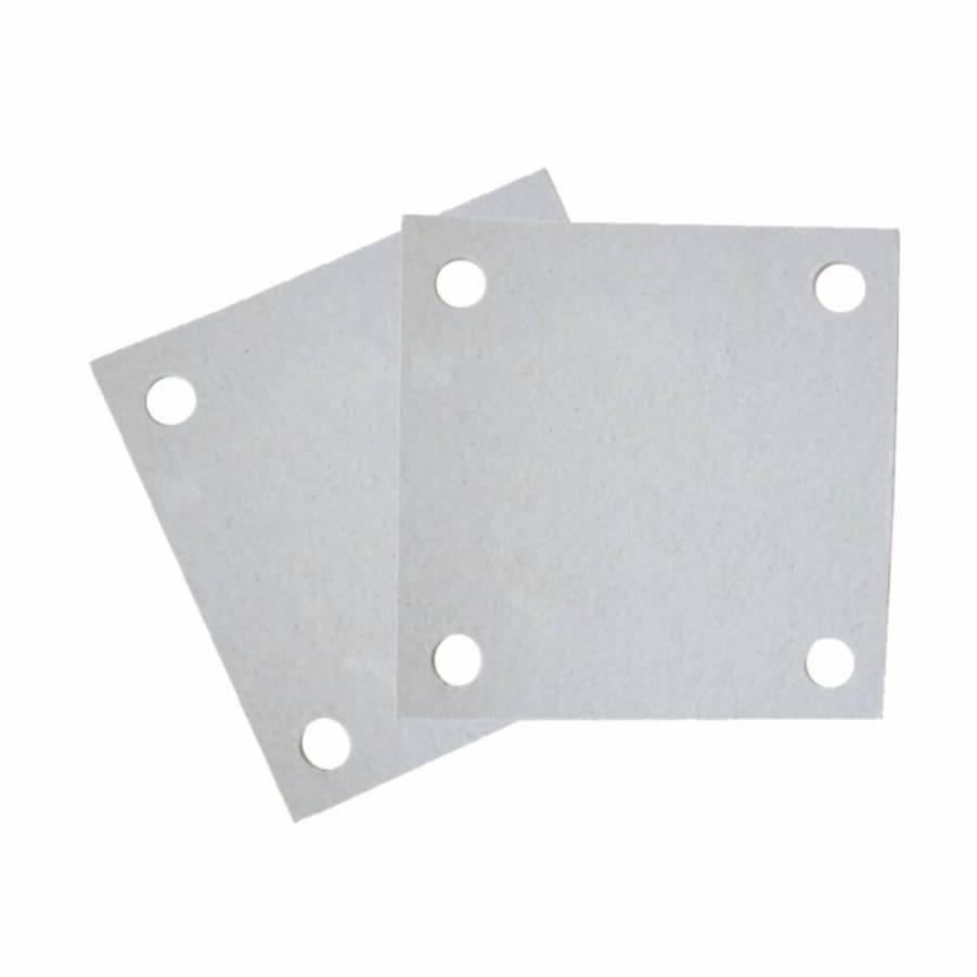 Papelão Filtrante para Filtro Prensa 4 furos 7x7 10kg - CASA DO FRENTISTA