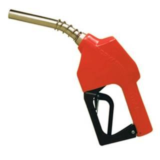Bico de Abastecimento Automático OPW 11A Vermelho