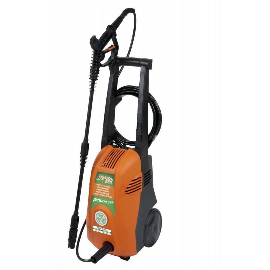 Lavadora de Alta Pressão Jacto Clean J6000 M16 Residencial - CASA DO FRENTISTA