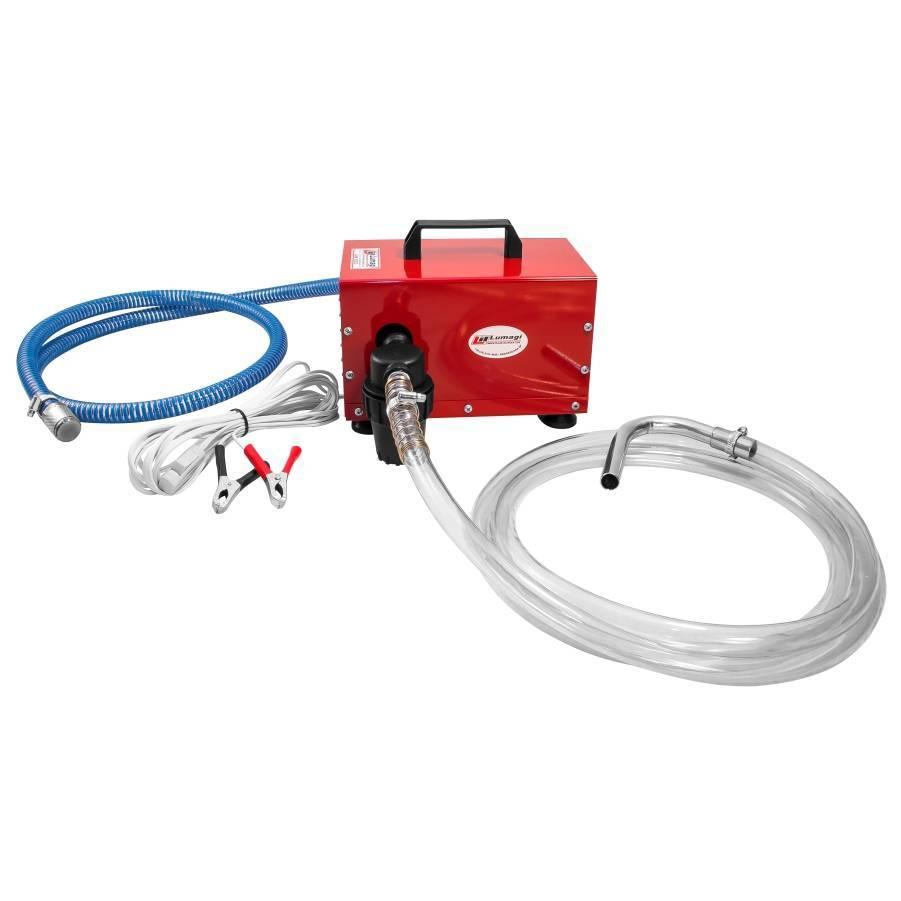 Bomba Elétrica de transferência para Óleo Diesel LUB 2003 12 - CASA DO FRENTISTA